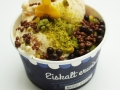 Restaurant Vlet Eiscreme mit Toppings