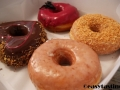 Leckere Doughnuts von Dough New York