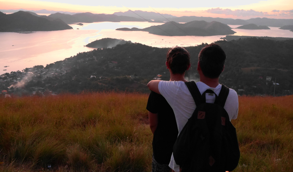 coron mount tapyas view