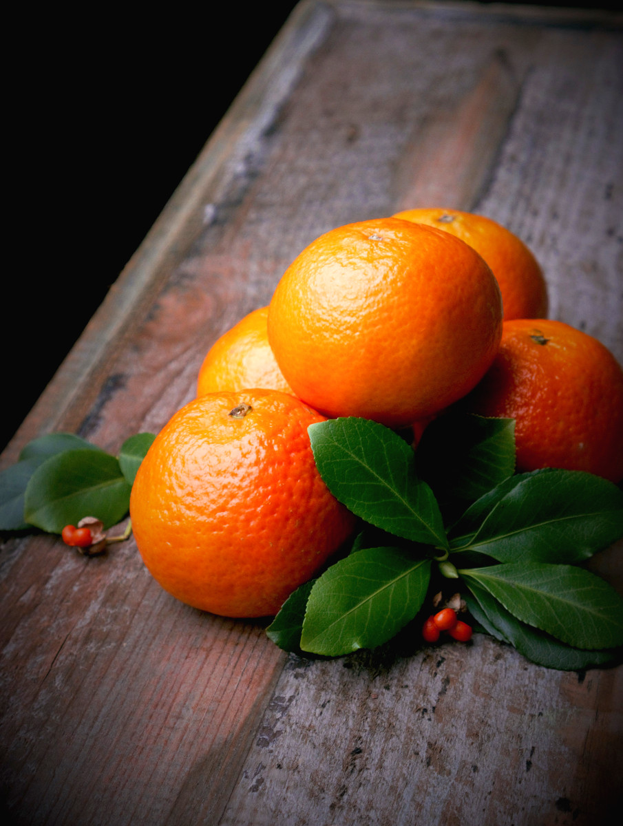 clementines fruit food photography