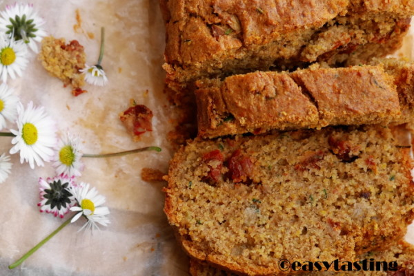 Rezept Clean Eating Maisbrot