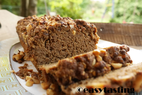 Bananenbrot Clean Eating Rezept