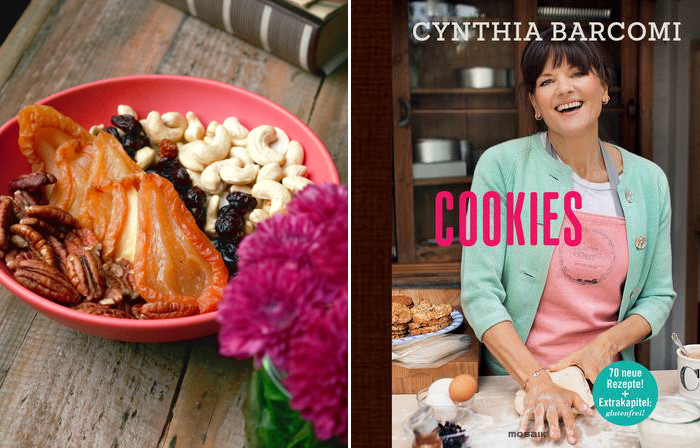 Backbuch Rezepte Cynthia Barcomi Farmers Snack