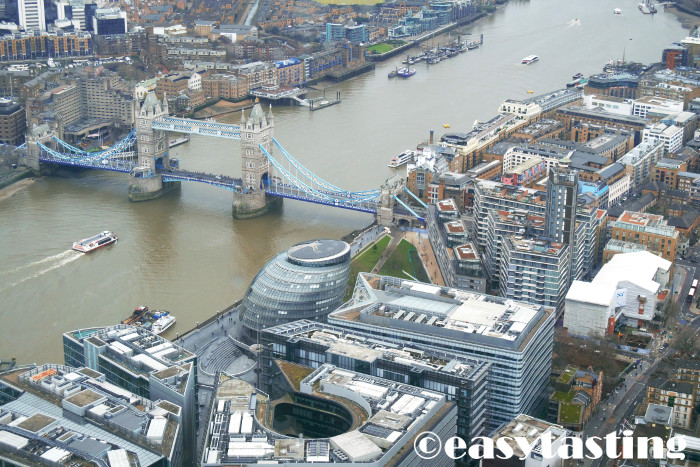 Shard London Tipps Aussicht